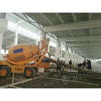 ADDFORCE mobile self loading concrete mixer