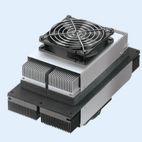TEC thermoelectric cooler with heat sink thumbnail image