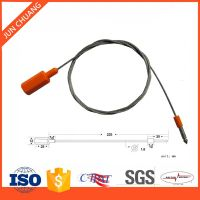 Security cable seal 1.8mm cable wire seals