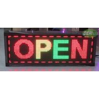 Electronic message LED sign/LED programmable sign
