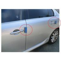 removable double side PET Tape for car door handle protect use sticky use-YoufuPack-YoufuTape-China