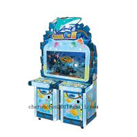 arcade games coin operated Redemption game fish fork master 2P