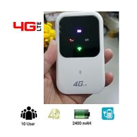 150Mbps 4G Lte Mobile WiFi Router Portable Wireless Modem with LED Screen thumbnail image
