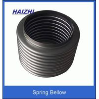 spring precion  bellow metal bellow expansion joint forming machine