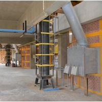 Graphite cooler for potassium sulfate production line