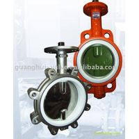 butterfly valve resist corrode