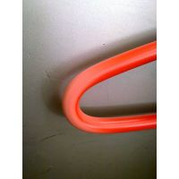 solid pvc cold bending pipe