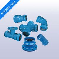 DI Pipe Fittings for PVC Pipes thumbnail image