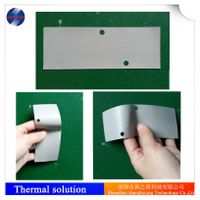 thermal silicone pad with high thermal conductivity thumbnail image
