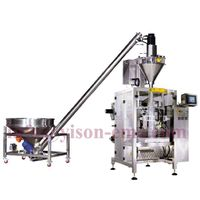 Powder packing machine with Auger Filling, Flour Packer with Auger Filler