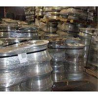 Aluminum Alloy Wheel Scrap