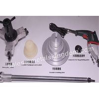 """DN80-250mm 3""""-10"""" MJ250 Portable Globe&Relief Valve Grinding MachinePortable Valve Grinding thumbnail image"""