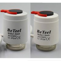 new style electric thermal wax actuator