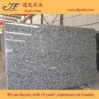 China Imperial Colonial River Spray White Granite