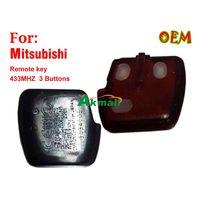 Auto Mitsubishi Lancer EX 433MHZ 3 button remote key