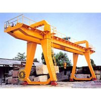 Double Beams Heavy Duty Gantry Crane