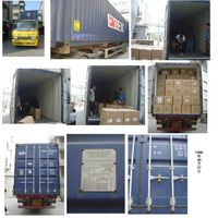 Supervision of container loading