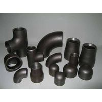 steel pipe fittings alloy carbon stainless ASTM JIS DIN