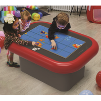 Touch table educational electronic table