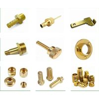 customized cnc machining parts brass material parts thumbnail image