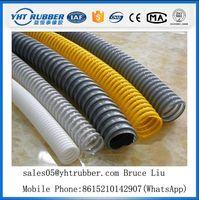 Material Handling Hose Helix Polyurethane Hose PU Material