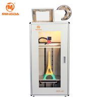 New Design MD-6C Printer Size :300200500mm 3D Desktop Printer for ABS/PLA Filament