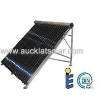 Heat-pipe solar collector thumbnail image