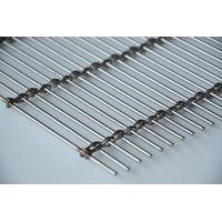 Facade Cladding Cable Rod Woven Mesh