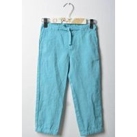 boy's linen trousers. Designed in Italy.