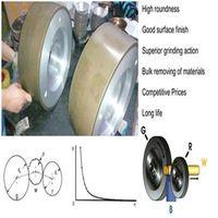 Centerless Grinding Wheels with Bakelite Body thumbnail image