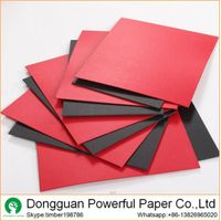 100% virgin pulp 110g 230g color paper