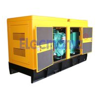 CSMT120-CES 120kw Cummins diesel generator