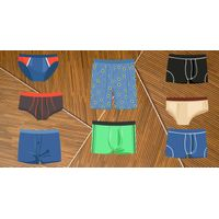 Especial Man Briefs and Boxers with reasonable price thumbnail image