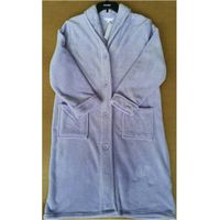 Ladies Sherpa Fleece Gown