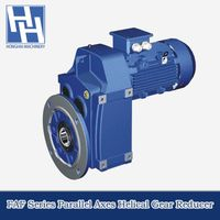 FAF Series Parallel Axes Helical Gear Reducer