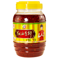 1000g broad bean sauce chili sauce for cook hot pot seasoning