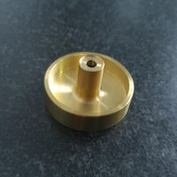 Precision Brass Part Cnc Machining Services