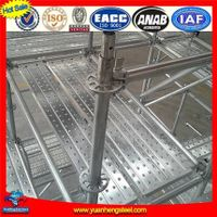 Steel Ringlock Scaffolding For Working Platform Or Support System thumbnail image