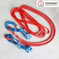 Car Towing Rope / Webbing with 80KN Capacity