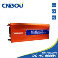6000w 6kw pure sine wave inverter