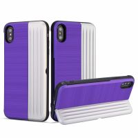 X-Level Wholesale Full Covered PC Protective Phone Case for iPhone X Hot Selling