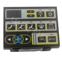EC210 14541344 VOLVO AC CONTROLLER,Heater Controller