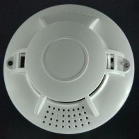 9V Battery independent Powered Photoelectric Smoke Alarm smoke detector for home safety thumbnail image