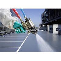 Liquid Spray polyurethane SPUA waterproofing coating high quality building material thumbnail image