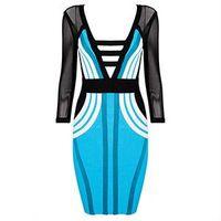 2015 New Arrive Fashion Long Sleeve Women Casual Summer Dresses