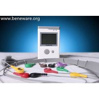 Beneware Holter Recorder More Than 44 Kinds of Histograms HRV QT LP HRT TWA VCG VLP