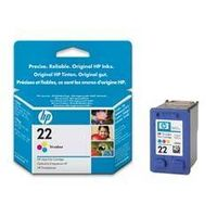 empty original hp ink cartridge no rifilled recycled thumbnail image