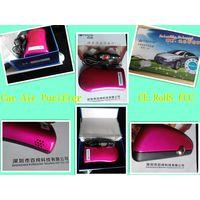 Negative Ion Car Air Purifier Purezone-V5 thumbnail image