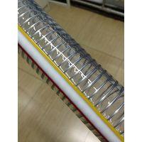 "PVC steel wire hose 2"" ,spring hose , suction hose , discharge hose2"" thumbnail image"