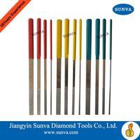 SUNVA Diamond Taper Files / Diamond Tools thumbnail image